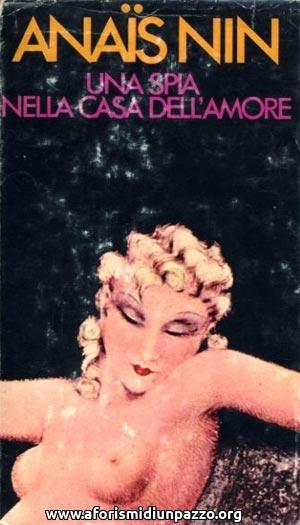 Una spia nella casa dell'amore Book Cover