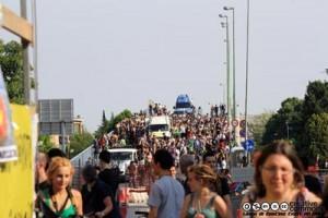 Ecoparade: La folla