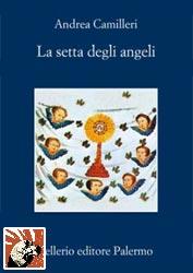 """Copertina de """"La setta degli angeli"""" di Andrea Camilleri"""