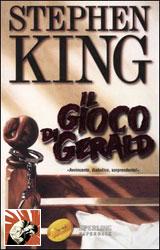 """Copertina de """"Il gioco di Gerald"""" di Stephen King"""