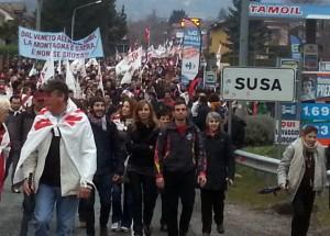 Cosa rimane della marcia Susa Bussoleno
