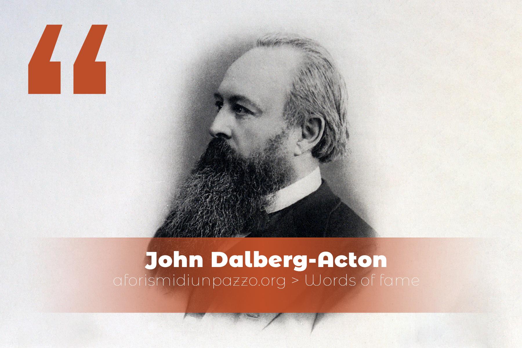 John Dalberg Acton