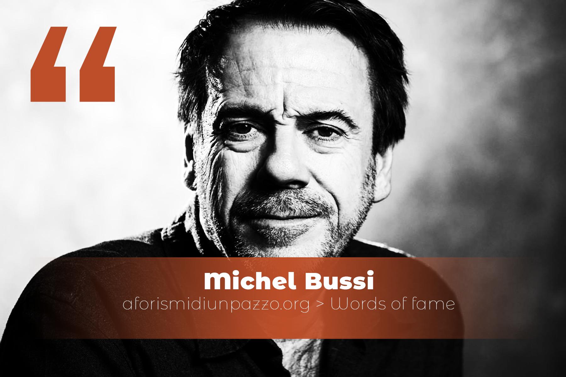 citazioni di Michel Bussi