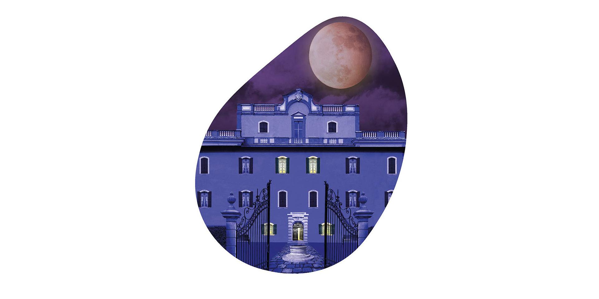 ritorno a villa blu